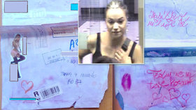 »Kocourkovi« do vězení posílala v knize drogu: Hledaná si myslela, že na to nepřijdou