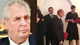 Zeman dostal v Rusku doktorát. Na předání si odmítl obléct talár