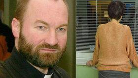 Jak mě znásilňoval kněz: Oběť hříšného duchovního Tvrdoně promluvila