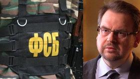 """Ruská kontrarozvědka zadržela polského historika. Komu šlápl bádáním na """"kuří oko""""?"""