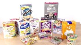 Snídají vaše děti ovesné kaše? Víme, které jim raději nedávat