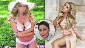 Charouzova růžová blondýna Myslivcová: Zneužili ji jako Erbovou
