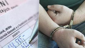 Kriminálka: Síť firem okradla stát o stovky milionů. Do vězení má jít 21 lidí