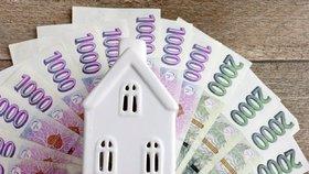 Hypotéky mírně zdražily, pravidla na jejich poskytování od října přitvrdí