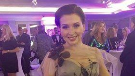 Celebrity na síti  Dana Morávková jako modelka 64dd7e0a96e
