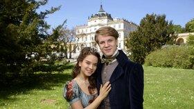 Jaká bude letošní vánoční princezna? A na co dalšího se můžete v České televizi těšit?