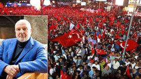 Vysokého představitele CIA chtějí Turci poslat za mříže. Prý pomáhal osnovat puč