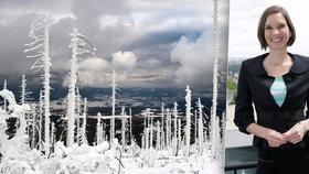 Jak naplánovat zimní dovolenou, aby byl sníh? Honsová: Statistiky mluví jasně