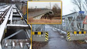 Strach po pádu lávky v Praze-Troji: Jsou mosty v Česku bezpečné?