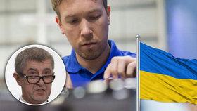 Babiš láká do Česka na práci cizince. Odbory zuří, firmy se na dělníky těší