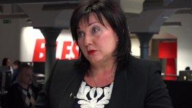 Budoucí ministryně Schillerová o kauze FAU: Chtějí miliardu? Ať doloží nárok