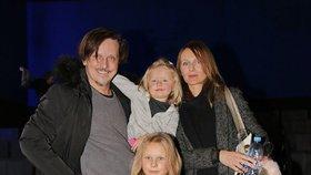 Malátný po rozpadu kapely Chinaski: Vyrazil s rodinou mezi lidi!