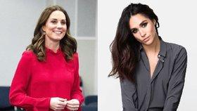 Meghan Markle vs. Kate Middleton: Jaký je mezi nimi rozdíl?