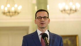 """Do Evropy navrátíme křesťanství, plánuje polský premiér. Zemi chce bránit před """"konzumem"""""""