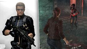 Nemrtví vás budou chtít roztrhat i v autobuse! Recenze Resident Evil Revelations 2 pro Switch