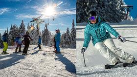 Lyžaři vyrazili na svahy, zimní sezona začala: Kde už mají otevřeno a kolik dáte za skipas?
