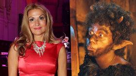 Tajemství pohádky Princezna ze mlejna: Čertík Blanarovičová zastavila dopravu!