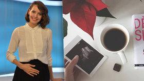 Těhotná Gábina Lašková: Ukázala ultrazvuk dítěte! Co na něm bylo špatně?