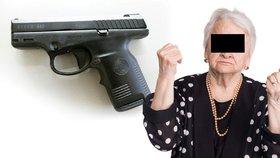 Starší žena (60) přepadla v Hradci poštu! Odnesla si desítky tisíc korun
