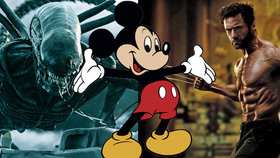 Vetřelec a X-Meni míří k Disneymu: Gigant koupí společnost 21st Century Fox za více než bilion