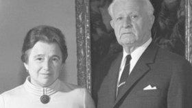 Irena Svobodová: Statečná první dáma, která založila SOS vesničky