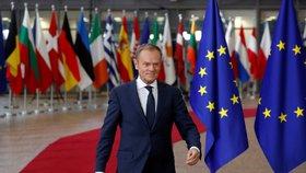 """""""Cameron referendum nečekal, dělal to pro stranu,"""" tvrdí Tusk. Expremiér to popřel"""