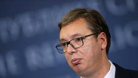 Máme pro vás 3 miliardy kulek, vyhrožují srbskému prezidentovi. Dopis přišel z Německa
