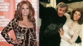 Raquel Welch (77): Pořád je »zvíře«!