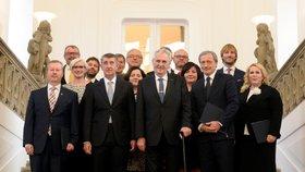 Programové prohlášení vlády Andreje Babiše