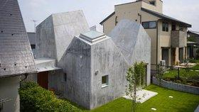 Betonový ježek: Domov, který vás ohromí nečekanou útulností