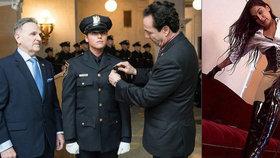 Krásku vyhodili od policie: Zamlčela jim, že bývala dominou
