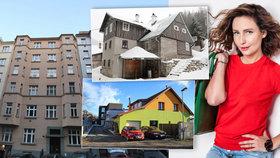 Hvězda První republiky Arichteva: Kde vzala nemovitosti za miliony? Spadly jí do klína!