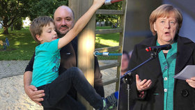 Merkelová mi dala slib, řekl manžel zavražděné Češky v Berlíně. O co šlo?