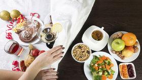 Povánoční detox: Zbavte se břicha, které vám zůstalo po kaprovi, salátu a cukroví