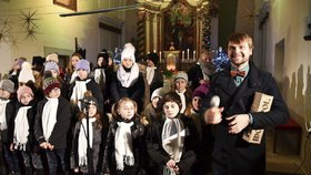Drama na koncertě: Pepa Vágner oživoval malého zpěváka!