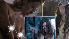 Herečka z filmu Bathory Anna Friel: Lesbický sex a holé bradavky v novém seriálu