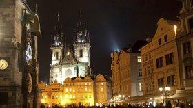 Pražské kostely počítají i s turisty. Na vánočních mších zazní angličtina nebo italština