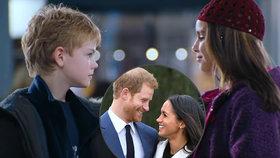 Vánoční klasika Láska nebeská: Předpověděla svatbu prince Harryho s Meghan Markle?