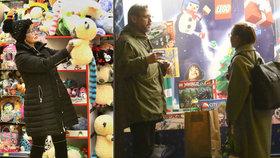 Vánoční shon Černocké a Matáska: Dárky shánějí na poslední chvíli!