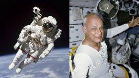 Zemřel astronaut McCandless. Pomáhal Apollu 11 a ve vesmíru byl první bez lana
