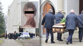 Za bílého dne ji zastřelil vlastní manžel: S Blankou se přišly rozloučit desítky blízkých