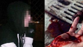 Lukáš (14) z Královéhradecka chtěl zabít kamarádku: Rysy psychopata, píše o sobě na Facebooku.