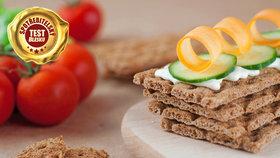 Test křupavých kukuřičných a rýžových chlebíčků: Až moc připálené zdraví! Už ve čtvrtek