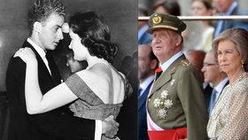 80. narozeniny Juana Carlose I., španělského krále a sexuálního přeborníka: Měl 5000 milenek