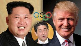 Olympiáda ve stínu jaderné hrozby: Kývne KLDR na smír?