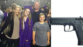 V domě našli čtyři mrtvoly. Vyvraždil otec celou rodinu a pak spáchal sebevraždu?