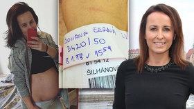 Moderátorka Lucie Šilhánová porodila! Jak dítě pojmenovala?