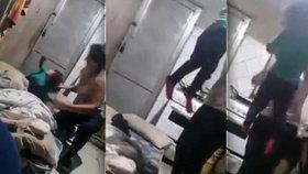 Matka brutálně zbila dcerku (3): Za vlasy ji držela ve vzduchu a tloukla hlava nehlava