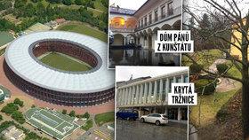 Brno se bouří, domy za fotbal nedáme: Lidé proti »handlu« s podnikatelem sepisují petici