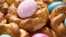 Recept na velikonoční jidáše: Pečou se skoro ze stejného těsta jako mazanec
